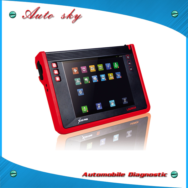 [New Arrivals in May] 100% Original Universal Car Diagnostic Computer Launch X431 PAD 3G WIFI Free Update by Launch Website