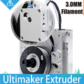 3D Printer Parts upgrade Ultimaker 2 Extended extruder suite feeder um2 extrusion set fit for 3mm