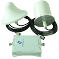 900MHz Cell Phone Repeater Signal Booster 55db gain indoor outdoor Antenna