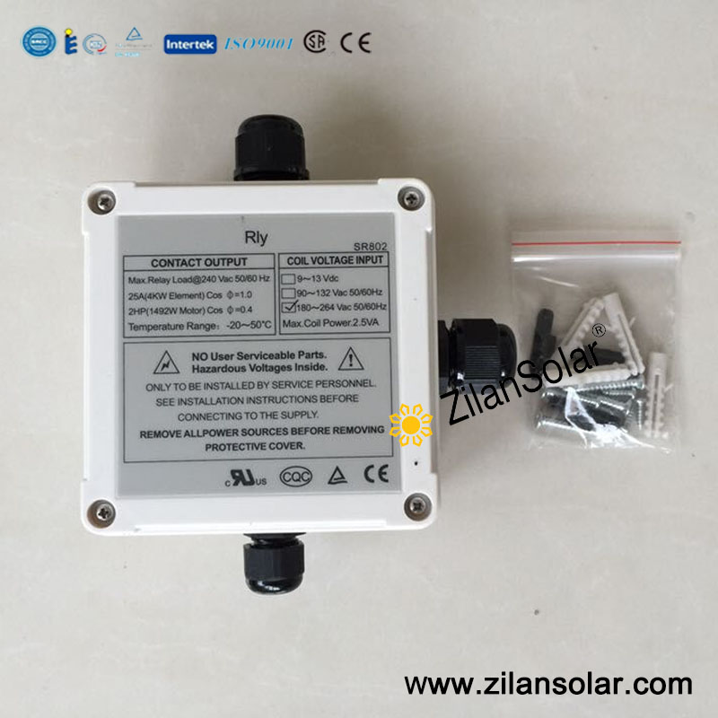 SR802 high power rly electric heating element for solar controllers SR802(China (Mainland))