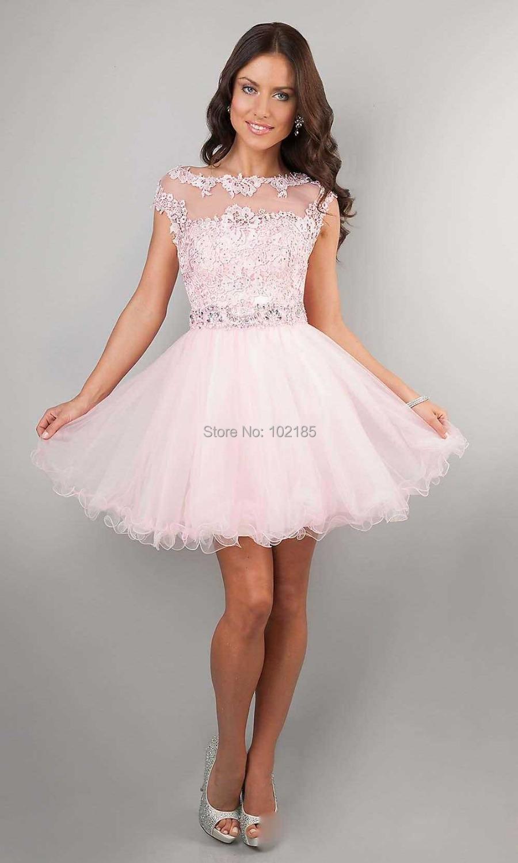 Popular Junior High Prom Dress-Buy Cheap Junior High Prom Dress ...