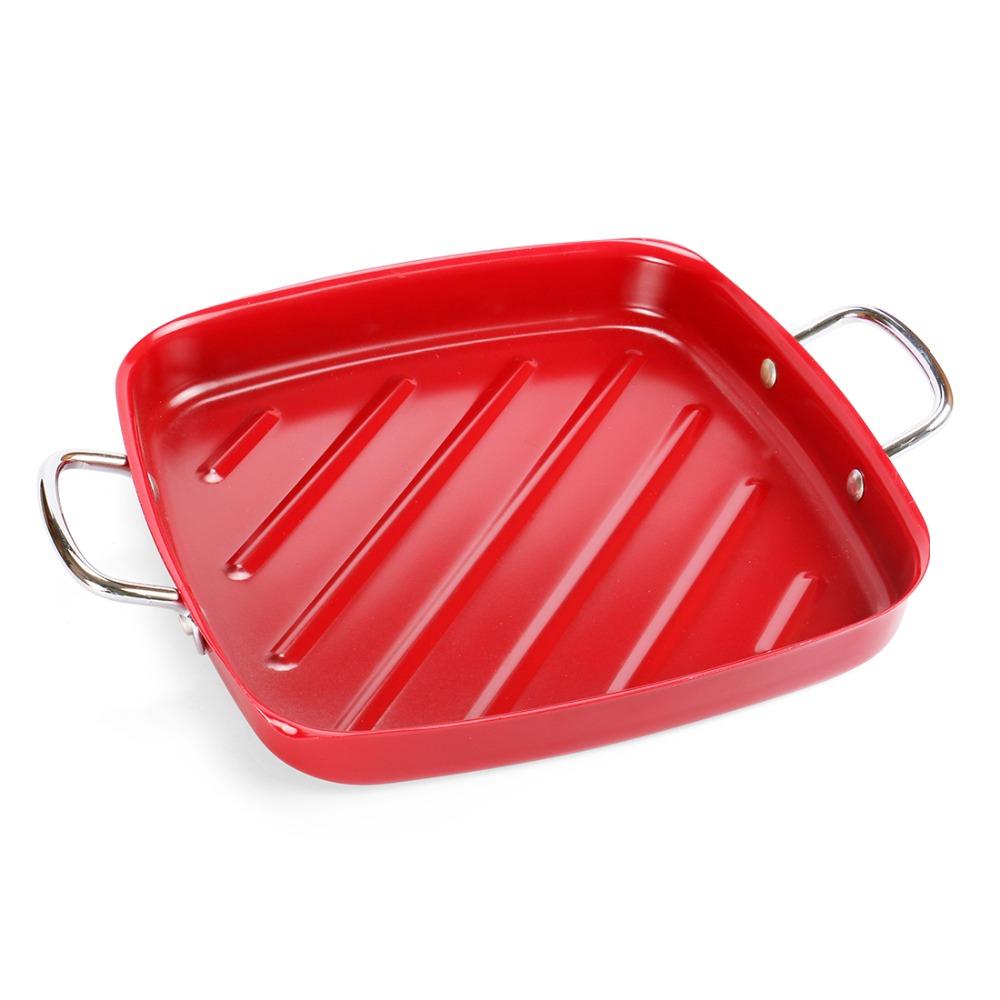 Achetez en gros friture grill en ligne des grossistes for Ustensiles de cuisine en cuivre