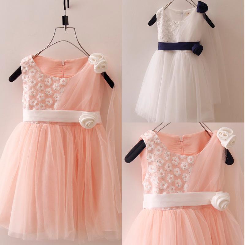 2015 Summer Style Girl Dress Fashion Baby Girl Dresses
