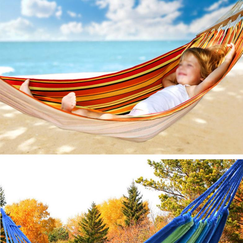Гаджет  5 colors canvas Fabric camping bed for garden beach or outdoor furniture hammock None Мебель