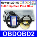 Full Chip For VOLVO DICE PRO Plus Blue 2014D Software For Volvo Vida Dice Pro Car