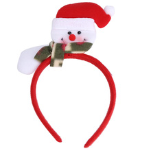 "New Top Fashion 12*25cm/4.72*9.84"" Colorful Adult child Christmas Party Supplies Luminescence Hairpin Anne shop(China (Mainland))"