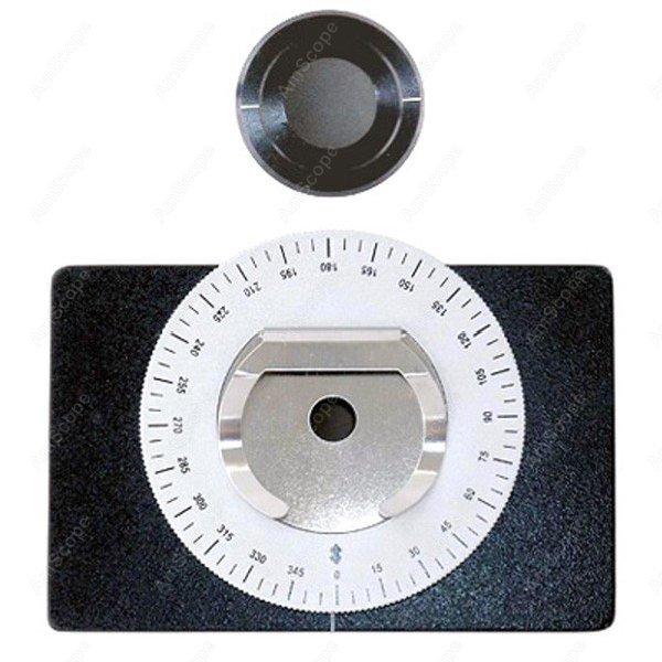 Polarizing Kit-AmScope Supplies Simple Polarizing Kit for Compound Microscopes