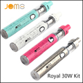 RU Stock Jomotech 30W Electronic Cigarette Mods Royal 30 Box Mod 1150mAh Vape Pen eCigarette Kits