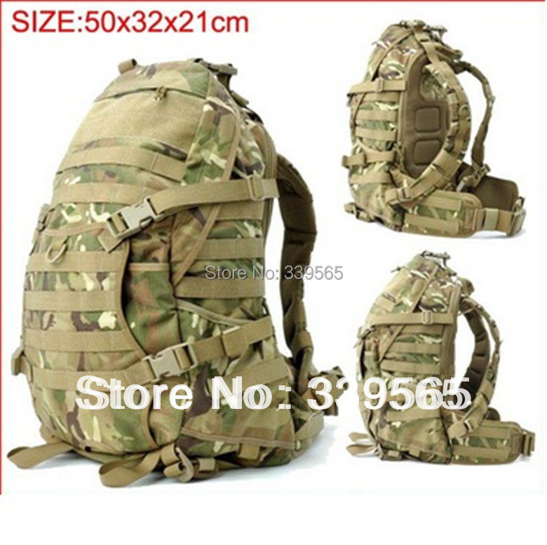 TAD tactical assault backpack outdoor camping travel maintaineering bag airsoft molle back pack free shipping(China (Mainland))