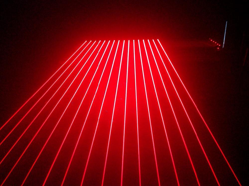 Купить Раша 200 МВт ( 650nm ) красный цвет 8 отверстия лазерные занавес свет, Dmx512 лазерный луч света, Синий лазерный луч для DJ клуб, Штрафа