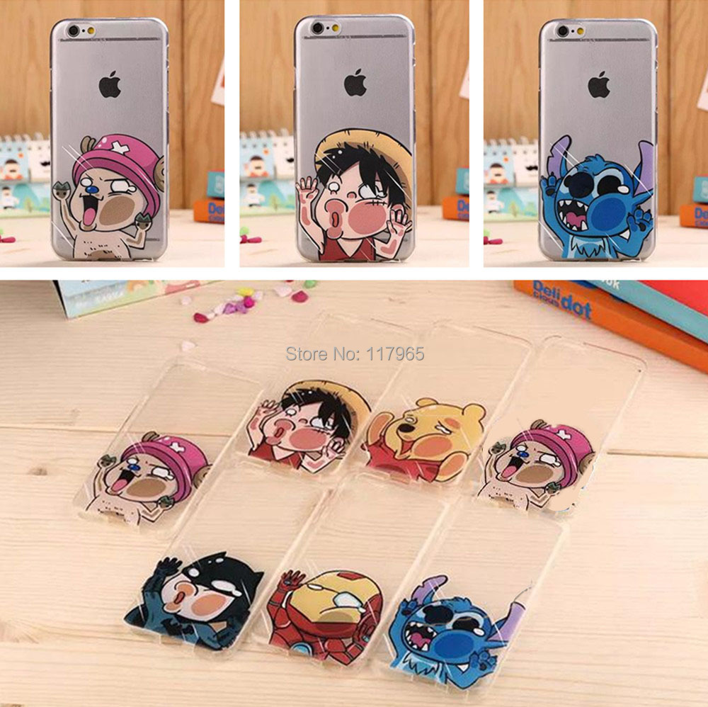 iphone 6 case character