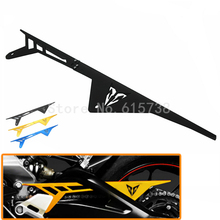 Buy New Yamaha MT-09 FZ-09 MT09 FZ09 2013 2014 2015 2016 Motorcycle CNC Aluminum Black Chain Guards Cover Protector for $49.95 in AliExpress store