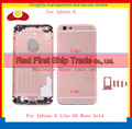 High Quality Replacement For IPhone 6 Like 6S Back Cover Housing Battery Cover Door Cover Body