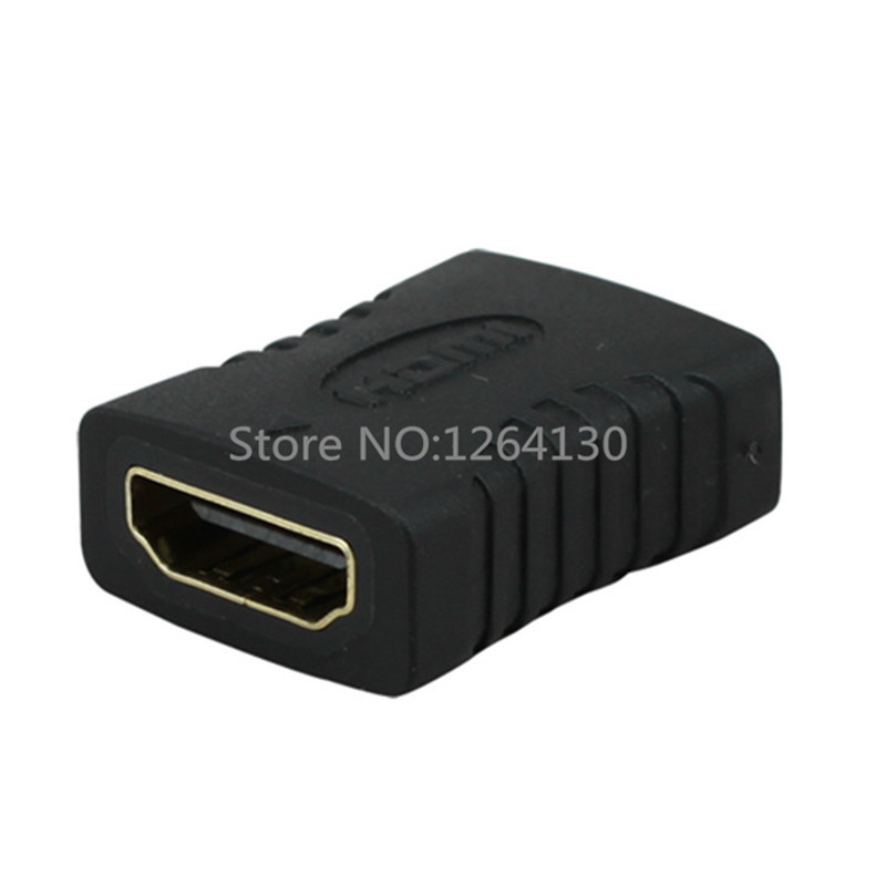 HMDI A Type (Male) Female to HDMI Female Jack AV Convertor Adapter Extend Free Shipping (5 pieces / lot )(China (Mainland))