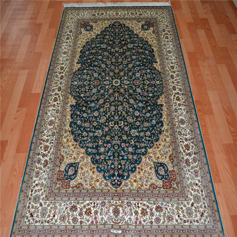 Kilim silk rug,minature silk rug carpet price low(China (Mainland))