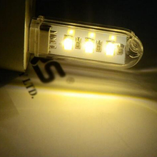 Mini Usb Led Lamp Portable Keyboard Light Macbook Ultrabook Notebook Laptop Power Bank Adapter - Home Time Store store