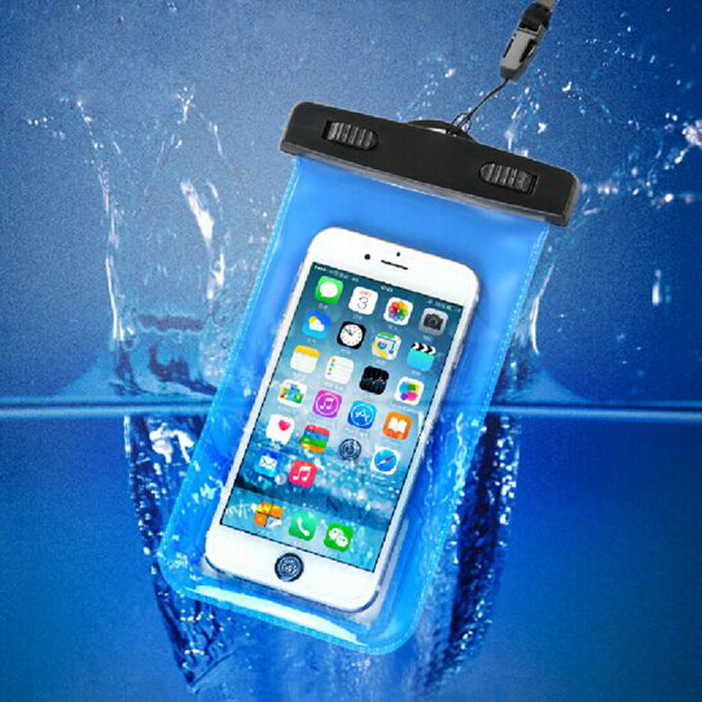 Universal Waterproof Phone Bag Pouch Cellphone Case for Apple iPhone Samsung Sony HTC Nokia LG Xiaomi Huawei Smartphones(China (Mainland))