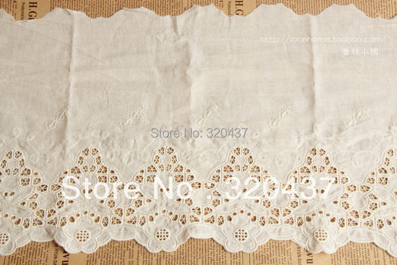 Embroidery borders promotion online shopping for