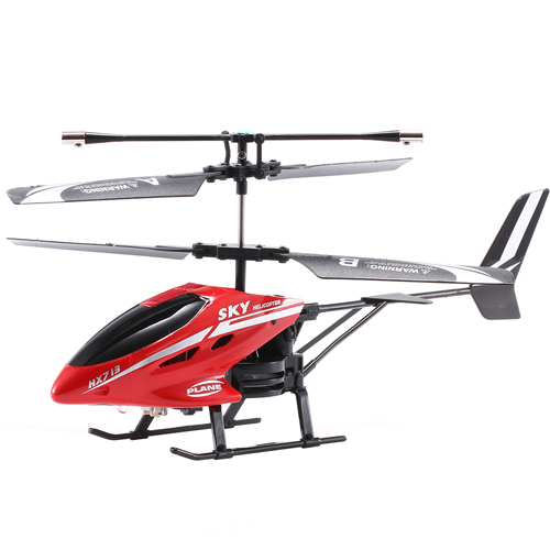 2015 Hot Sales 2.5CH RC Helicopter Remote Control Helicopter Radio Control Metal HX713 RC Helicopters With Light RCD03524(China (Mainland))