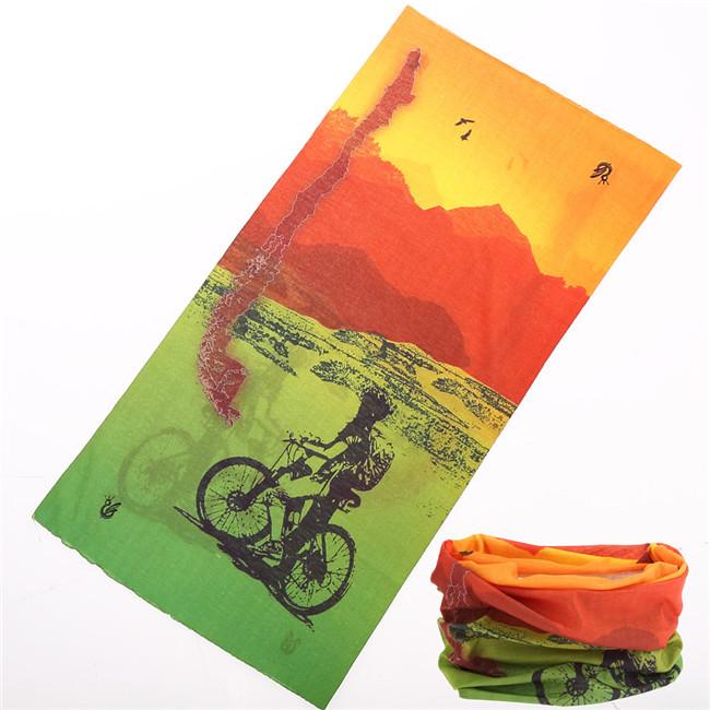 High Quality Digital Printed Custom Bandana100% polyester multifunctional cheap bandanas for saleAll purpose multifunctional(China (Mainland))