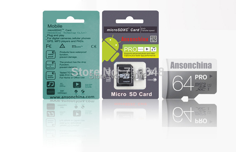 2015 New Micro PRO Micro SD card memory card flash card 64GB SDHC memory card 8gb 16g 32gb pen drive memory drive usb stick(China (Mainland))