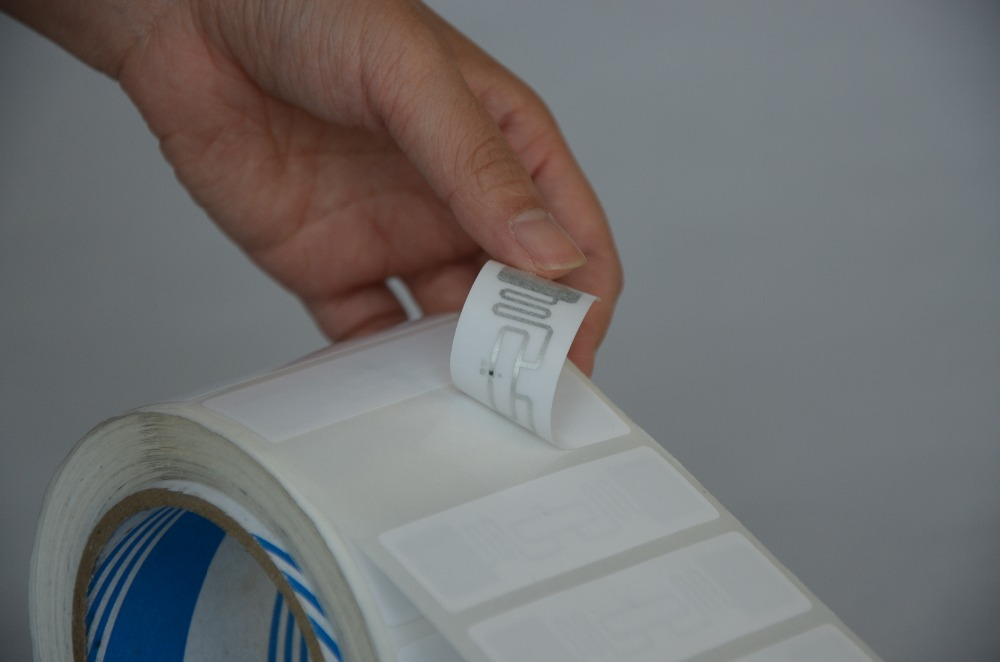 ISO18000-6C RFID UHF label / rfid sports timings chip alien 9662 read/write label stickers uhf rfid tag marathon 840-960mhz(China (Mainland))