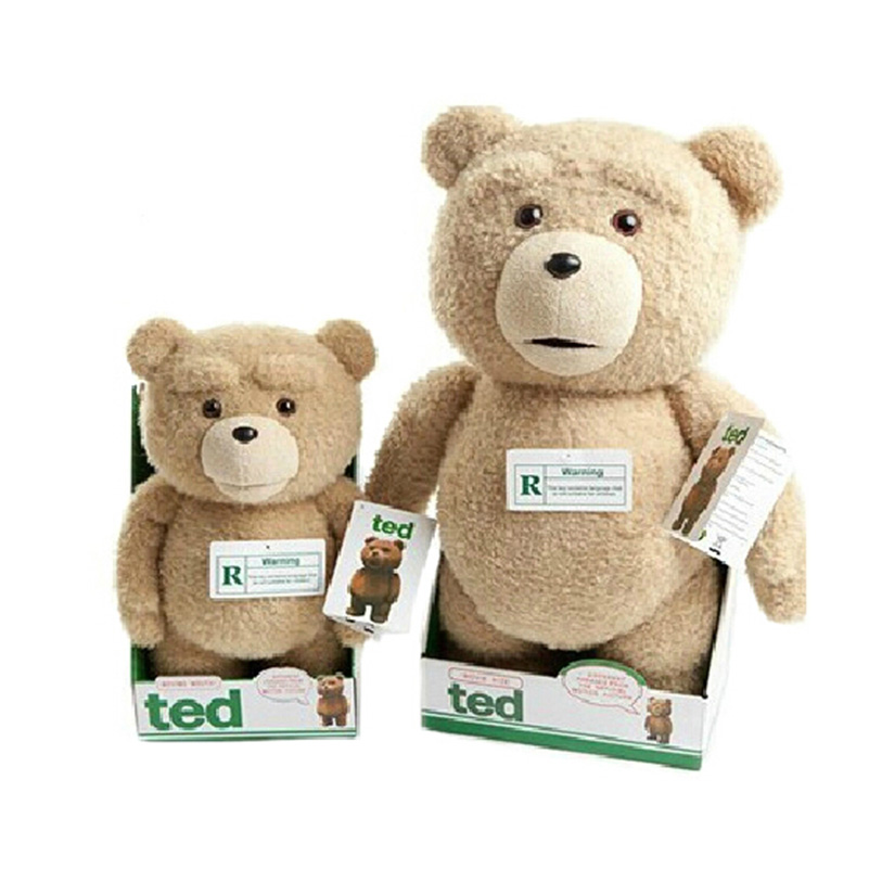 Bear Ted Plush Toys In diffent clothes Soft Stuffed Animals Ted Bear ... Giant Stuffed Bear