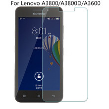 Premium Tempered Glass For Lenovo A3600 / A3600D / A3800 / A3800D Screen Protector Toughened Protective Film Guard