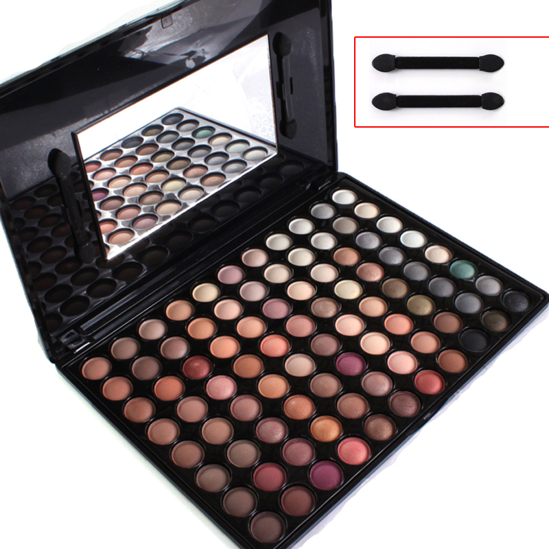 New Pro 88 Full Color Makeup Warm Eyeshadow Palette Eye Shadow Cosmetic Makeup<br><br>Aliexpress