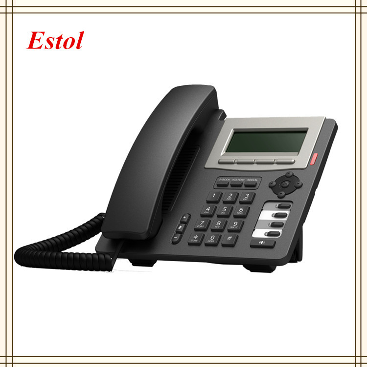 Hot Sale, Voip Phone, 2 SIP lines+1IAX2 line, PoE,Full Duplex Communication, HD Voice,BLF keys(China (Mainland))