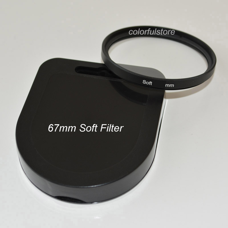 67 67mm Haze SF Soft Filter Focus Diffuser Effect Camera Lens Filters For Canon 1200D 1100D 1000D 750D 700D 650D 600D 550D 350D(China (Mainland))