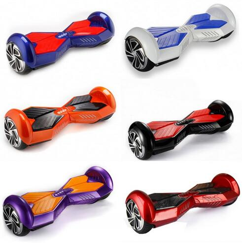 ul Hoverboard 2 Wheel Self Balancing Smart Scooter 6.5inch Electric Skateboards Skywaker Hoover Board Free Shipping(China (Mainland))