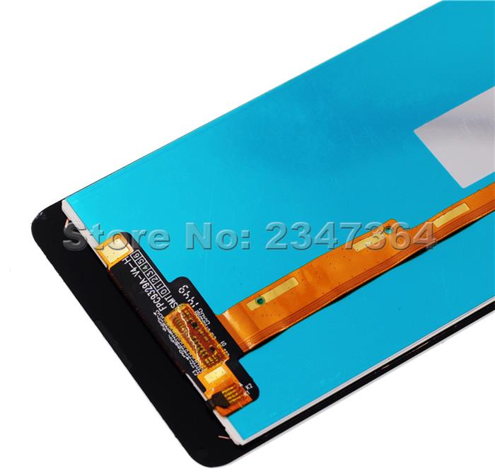 For VIVO X5L New Brand LCD Display Touch Screen White Color Mobile Phone LCDs With Touch Panel