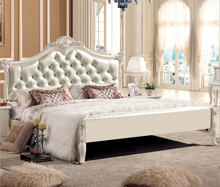 online get cheap latest bed designs in wood aliexpress,