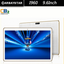 For your child 9.6 Inch CARBAYSTAR Tablet PC Quad Core Android 5.1 Tablet pcs IPS Screen GPS I960 T950 children laptop 4G LTE