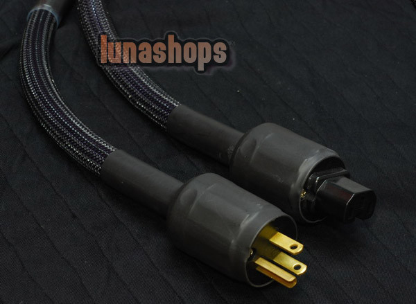 1.5m Power Cable prism bi-wire SA-OF8N Copper speaker cable by tara labs.inc LN003145