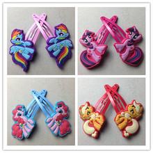 ONE PAIR PRICE Hairpin Hairclip  Headwear baby Girl  Hair accessories KIDS Hair clip  Girl Christmas Gift