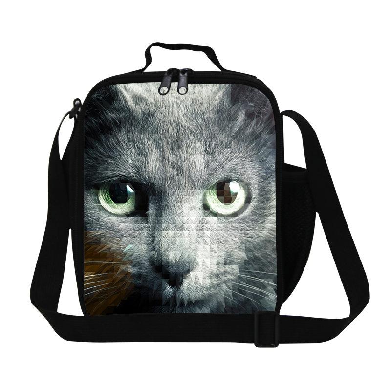 Chat sacs lunch promotion achetez des chat sacs lunch - Sac dejeuner bureau ...