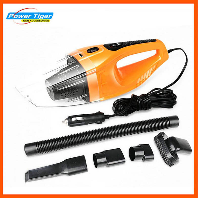 Car Vacuum Cleaner Super Suction 12V 120W High-Power Wet & Dry Portable Handheld Dust Collector Aspirador de po Cleaning MK-1700(China (Mainland))