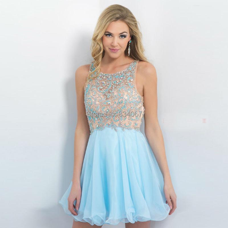 Short light blue dress online shopping-the world largest short ...