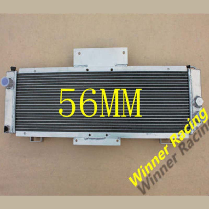 Good radiator hold your car styling aluminum alloy radiator For Renault Alpine A310 V6 HIGH PERFORMANCE WINNER 56mm(China (Mainland))