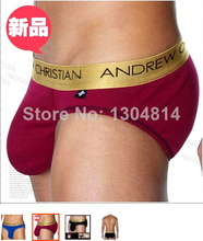 free shipping new arrival Andrew Christian Men's Underwear 1piece/ lots AC Sexy Almost Naked Infinity Briefs