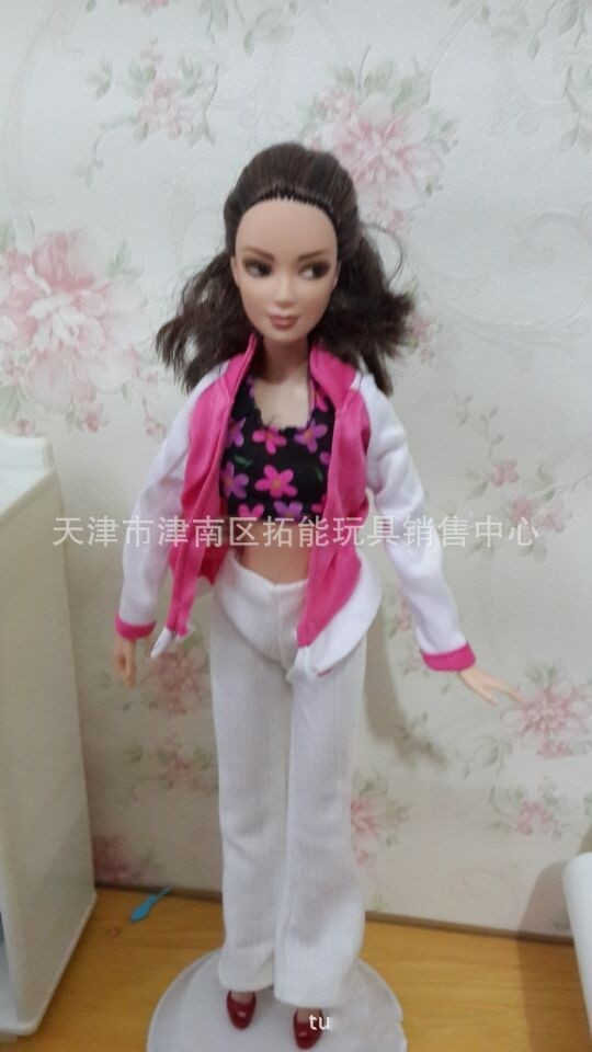 Vogue good Youngsters american Women Reward pullip Doll Equipment lot garments Princess attractive gown informal set For Barbie Doll 172