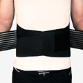 Idealplast High Quality 360 Degree Waist Support Sports Outdoor Fitness Brace Lumbar Protector Warm