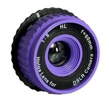 Buy Lomo Holga DSLR Lens Purple HL-C Canon Digital Camera EOS EF system 1D 5D 7D 60D 50D 40D 600D 550D 500D 1000D 1100D etc... for $18.95 in AliExpress store