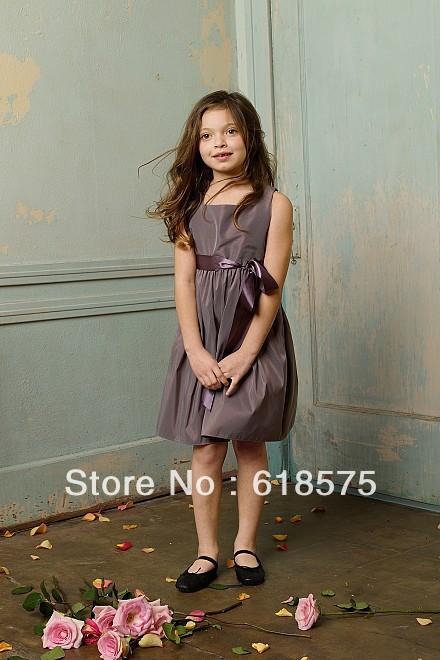 brown bridesmaid dress page 5 - sleeve