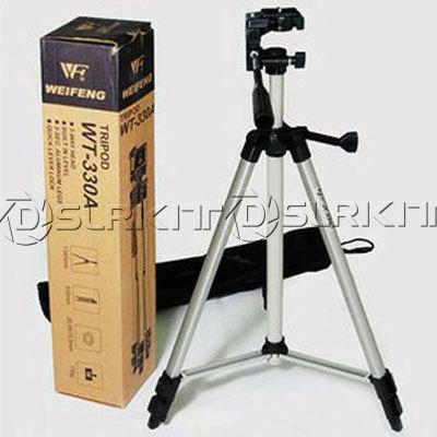 53'' tripod PORTABLE for Nikon D60 D70 D80 D3000 D3100 D3200 D5000 D5100 D5200 D600(China (Mainland))