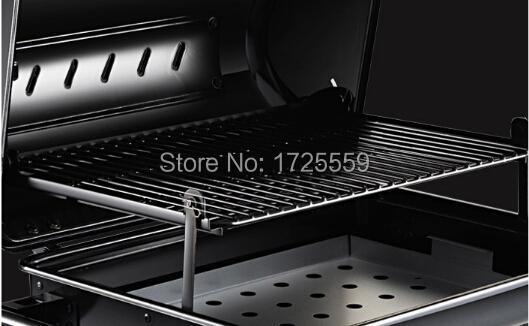 Acheter mini en acier inoxydable sans for Interieur barbecue