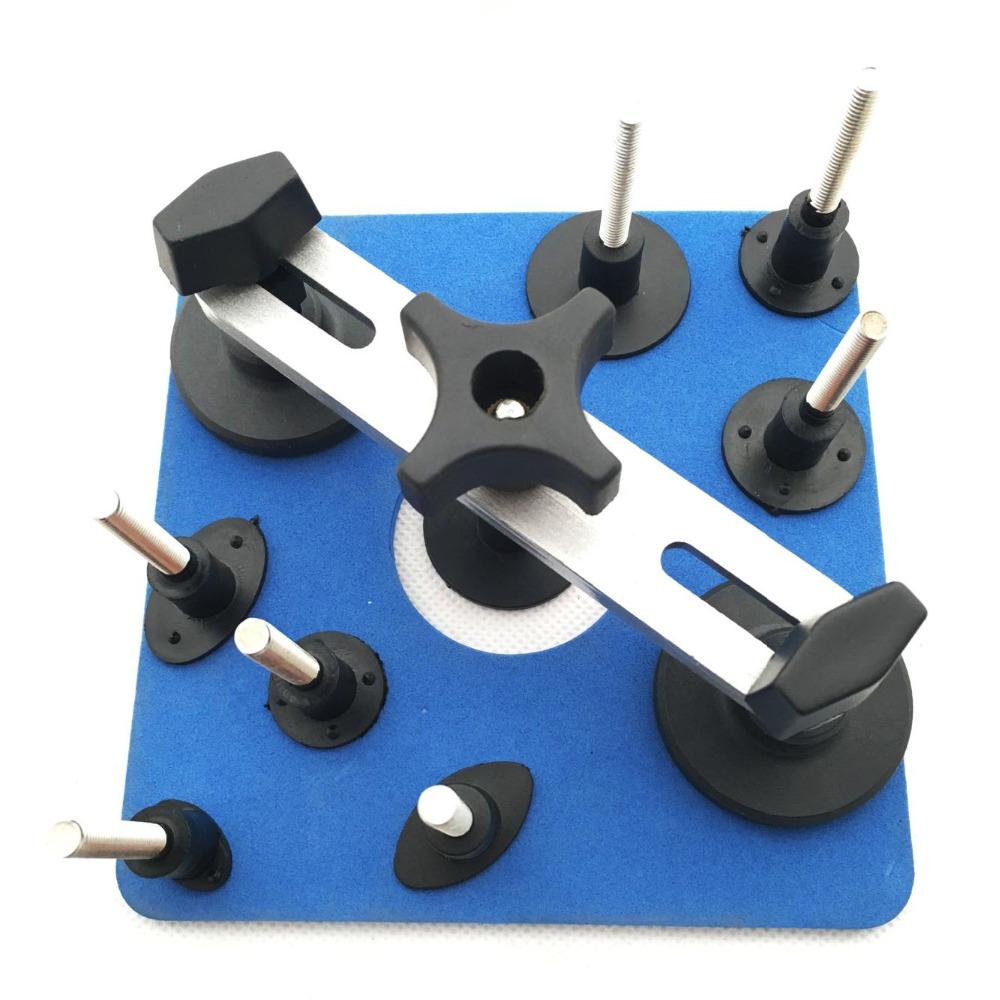 PDR Puller Metal Pulling Bridge Tool PDR Paintless Dent Repair Tools Dent Puller(China (Mainland))