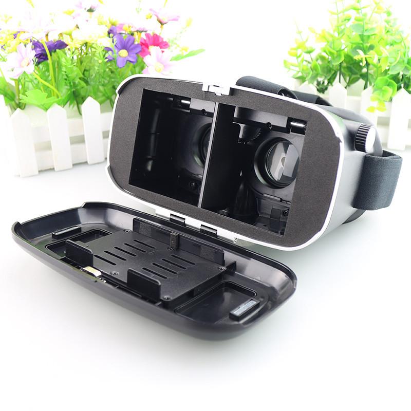 ถูก VR Shineconแว่นตา3DเสมือนจริงVRกล่องแว่นตา3DเสมือนจริงVRแว่นตาสำหรับiPhoneซัมซุง4.7 ~ 5.7นิ้วมาร์ทโฟน